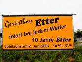 Jubilaum 2007