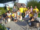 Sommergrill August 2015
